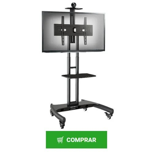 Imagem Pedestal de Chão para TV