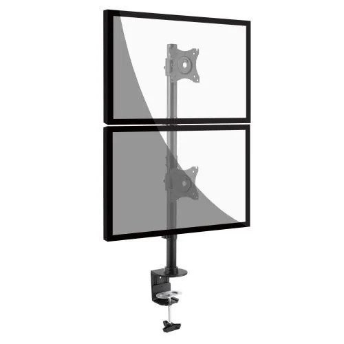 Suporte 2 monitores na Vertical